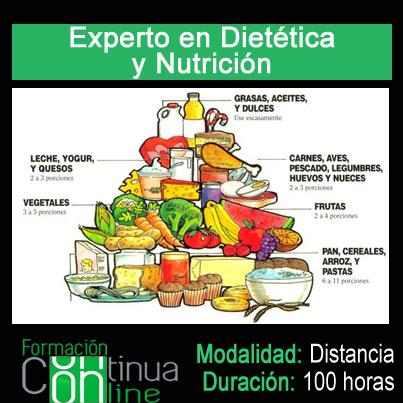 Experto en Dietetica