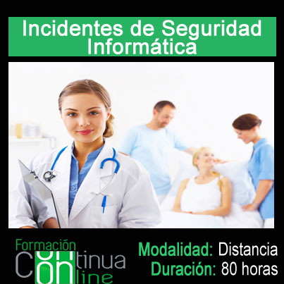 Incidentes de seguridad informatica