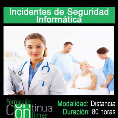 Incidentes de seguridad informatica