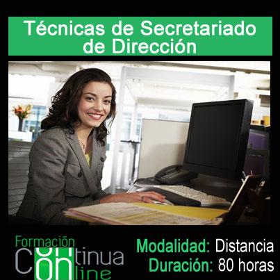 Tecnicas de Secretariacion de direccion